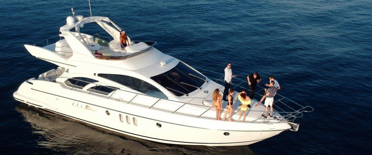 Marbella 108 ft yacht